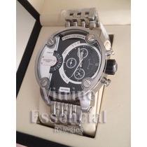 Relógio Diesel Dz7256 | 2 Times | Original | Versão Aço Inox