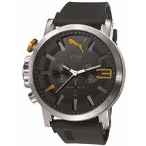 Relógio Puma Ultrasize 2 Anos Garantia 96258g0psnu3 Pa