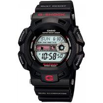 Relógio Casio G-shock Gulfman G-9100 Preto Original G9100