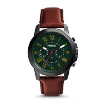 Relógio Fossil Masculino Fs4939 2 Anos De Garantia Brasil
