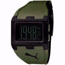 Relógio Masculino Puma Digital Casual 96068g0panp2