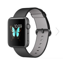 Apple Watch Sport 42mm Space Com Pulseira Nylon .modelo Novo