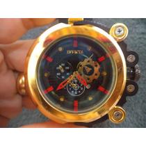Relógio Invicta Pulseira De Borracha.barato