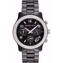 Relógio Michael Kors Mk5190 Cerâmica Original + Caixa