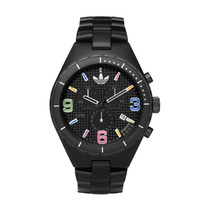 Relógio Feminino Adidas Originals Cambridge Adh2519/z Preto
