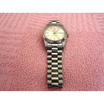 Rolex Perpetual Modelo 8385 Caixa Em Ouro 18k