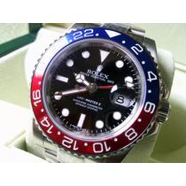 Relógio Eta Modelo Gmt Master Ii Baselworld 2014 - Eta A2836