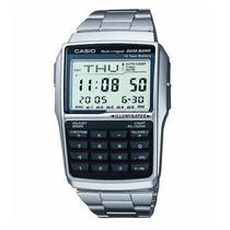 Relógio Casio Data Bank Calculadora Dbc 32d Bateria 10 Anos