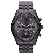 Relógio Michael Kors Mk8320 Preto Cronografo Original Garant