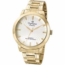 Relógio Champion Feminino Social Cn29276h Original