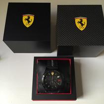 Relógio Ferrari Scuderia 50 Mm - Original