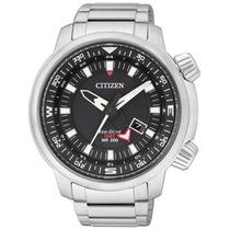 Relógio Citizen Eco-drive Bj7080-53e (nfe, Garantia)