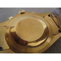 Relógio Automático Safira Winner Daytona Dourado
