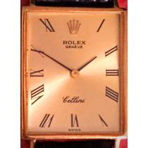 Relógio Rolex Em Ouro 18k-750