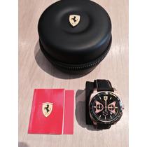 Relógio Escuderia Ferrari Original