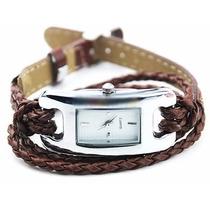 Relógio Feminino Dourado De Pulso Barato Pronta Entrega!
