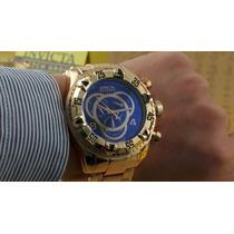 Relógio Invicta Excursion Reserve Fundo Azul
