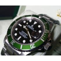 Relógio Máq; Eta A2836 Submariner Série Especial 50 Anos