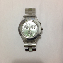 Relógio Swatch Full Blooded Silver