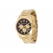 Relógio De Luxo Michael Kors Mk8246 Chronograph Com Caixa!