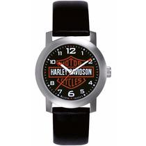 Relógio Bulova Harley Davidson - Wh30144p - Garantia E Nf