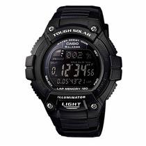 Relógio Casio Tough Solar Modelo W-s220-1bvdf