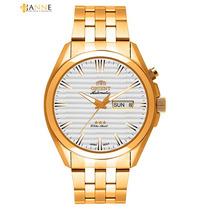 Relógio Orient Automático Dourado 469gp041 S1kx