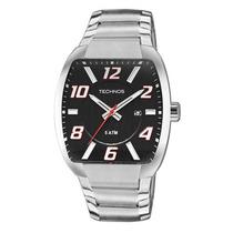 Relógio Technos Masculino Quadrado Esportivo 2115kll/1p