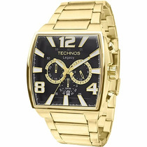 Relógio Technos Masculino Analogico Classic Legacy Js25al/4x