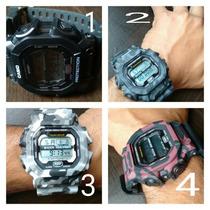 Relógio Casio G Shock Digital Quadrado Frete Grátis
