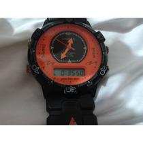 Relógio Cosmos Wave Anos 80