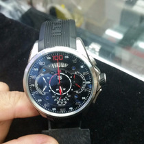 Relógio Tag Heuer 100 Ponteiro Vermelho Impecável