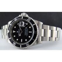 Relógio Submariner Dial Oyster Lupa Promoção