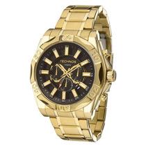 Relógio Masculino Technos Dourado Classic Legacy Js25bc/4p