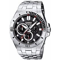 Relógio Importado Masculino Casio Diver Mtd 1060d Analógico