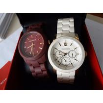Kit 2 Relógios Femininos Technos