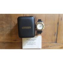 Relógio Citizen Quartz Analog Chronograph Promaster Naútica