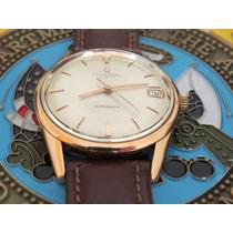Relógio Universal Geneve Ouro 18kl Maciço Automático Lindo