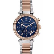 Relógio Michael Kors Mk6141/8an - 2 Anos De Garantia