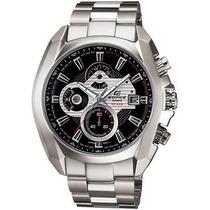 Relógio Casio Edifice Ef548d-1av C/ Garantia Cronógrafo Nf-e