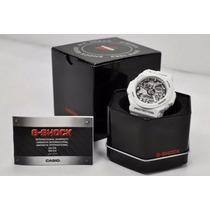 Relogio Casio G-shock Ga-300 Branco Embalagem Original