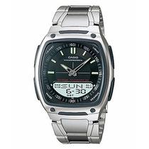 Relógio Casio Aw-81d-1avdf Original Promoção