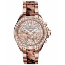Relógio Feminino Michael Kors Mk6159 Garantia 2 Anos + Frete