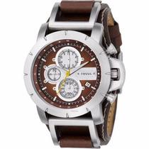 Relógio Fossil Jr1157 Original - Masculino