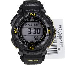 Relógio Casio Protrek Triple Sensor Prg260g-1dr