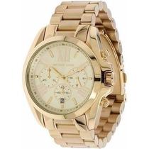 Relógio Michael Kors Mk5605 Original, Certificado, E Caixa