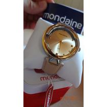 Relógio Feminino Mondaine Analógico 30 Metros Resistente