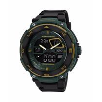 Relógio Mormaii Anadigi Mo13611n/8d - Promoçao Garantia E Nf