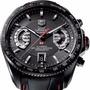 Relógio Masculino Automatico Carrera Rs2 Calibre 17 Em Couro