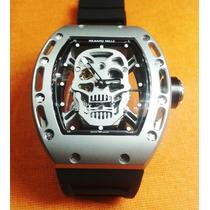 Richard Mille Rm 052 Skull Turbillion Automático - Eta